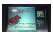 ERSAĞ siparişini kartsız ATM den nasıl ödeyebilirsiniz?