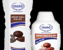 Ersağ Argan Yağlı Duş Jeli (Aparatlı) 1000 ml.