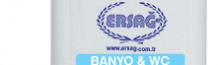ERSAĞ APARATLI BAHAR BANYO WC 1000 ML