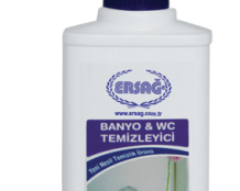 Ersağ Aparatlı Banyo Wc Temizleyici 1000 ml.