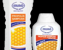 Ersağ Aparatlı Propolisli Şampuan (Normal-Yağlı Saçlar) 1000 ml.