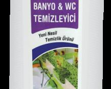 Ersağ Bahar Kokulu Banyo Wc Temizleyici 1000 ml.