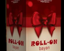 Ersağ Bayan Roll-On 50 ml.