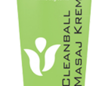 ERSAĞ CLEAN BALL MASAJ KREMİ 200ML