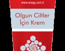 Ersağ Olgun Ciltler için Krem 100 ml.