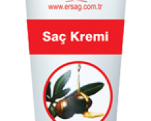 Ersağ Saç Kremi 200 ml.