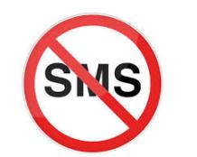 Ersağ'dan Sms almak istemiyorum
