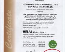 Ersağ Helal Sertifikası artık Helal Der bünyesinde