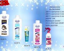 Ersağ Kasım ayı Promosyon ve Avantaj Paketi Ürünleri