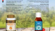 Ersağ Omega-3 Sıvı ve Kapsül