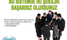Ersağ Network Marketing ile Ek gelir İmkanı