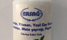 Ersağ L-Karnitin, Kitosan, Yeşil Çay Ekstresi, Garsiniya, Mate Yaprağı, Paprika