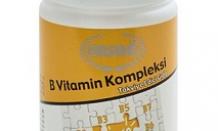 Ersağ B Vitamini Kompleksi