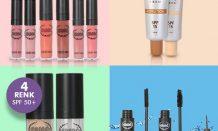 Ersağ Yeni Kozmetik Ürünleri Satışa Sunuldu!